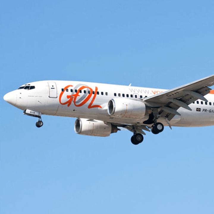 Avião da empresa aérea VRG Gol representa ação de periculosidade ganha pelo Sindicato Nacional dos Aeroviários nos aeroportos de Vitória e Florianópolis